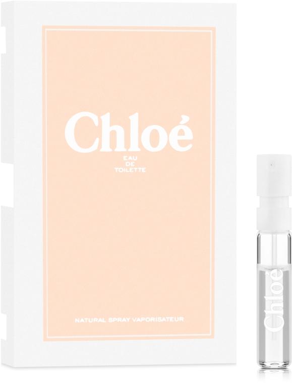 Chloe Eau de Toilette - Apă de toaletă (mostră)