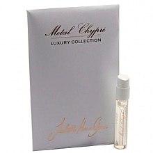 Parfumuri și produse cosmetice Juliette Has a Gun Metal Chypre - Apă de parfum (mostră)