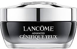 Parfumuri și produse cosmetice Cremă- activator a tinereței cu efect radiant pentru îngrijirea pielii din jurul ochilor - Lancome Advanced Genifique