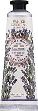 Parfumuri și produse cosmetice Cremă de mâini - Panier Des Sens Hand Cream Lavanda