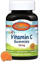 Parfumuri și produse cosmetice Vitamine C Gummies - Carlson Labs Kid's Vitamin C Gummies