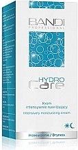 Cremă hidratantă pentru față - Bandi Professional Hydro Care Intensive Moisturizing Cream — Imagine N3