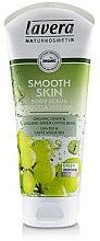 "Parfumuri și produse cosmetice Scrub pentru corp - Lavera Body Scrub Smooth Skin ""Organic Grape & Organic Green Coffee"""