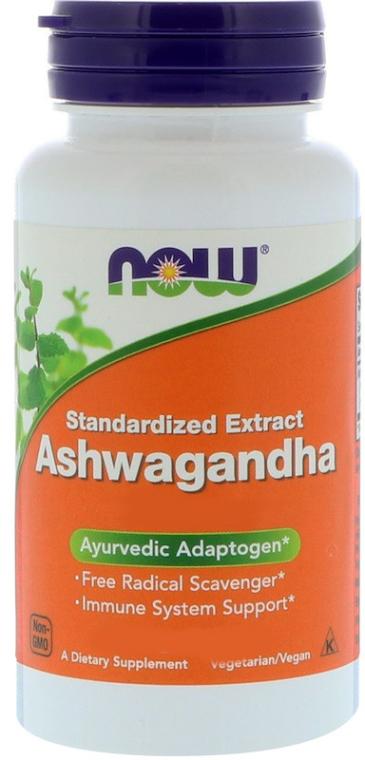 """Capsule """"Ashwagandha"""", 450 mg - Now Foods Ashwagandha"""