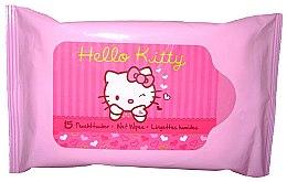 Parfumuri și produse cosmetice Șervețele umede - VitalCare Hello Kitty Wet Wipes