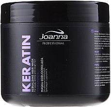 Parfumuri și produse cosmetice Masca de păr cu keratina - Joanna Professional