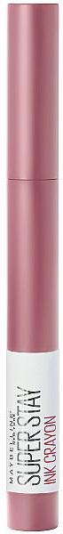 Ruj de buze - Maybelline SuperStay Ink Crayon
