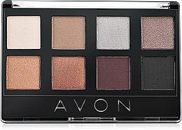 Parfumuri și produse cosmetice Paletă de farduri pentru pleoape 8 în 1 - Avon 8-in-1 Eyeshadow Palette