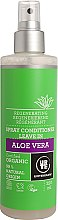 "Parfumuri și produse cosmetice Balsam-spay revitalizant pentru păr ""Aloe Vera"" - Urtekram Regenerating Aloe Vera Spray Conditioner"