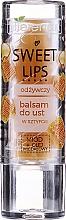 """Parfumuri și produse cosmetice Balsam hrănitor de buze """"Miere + Ulei de migdale"""" - Bielenda Sweet Lips Nourishing Lip Balm"""