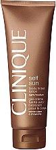 Parfumuri și produse cosmetice Loțiune de corp - Clinique Self Sun Body Tinted Lotion Light/Medium