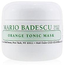"""Parfumuri și produse cosmetice Mască de față """"Portocală"""" - Mario Badescu Orange Tonic Mask"""
