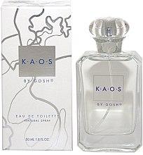 Parfumuri și produse cosmetice Gosh Kaos For Her - Apă de toaletă