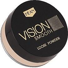 Parfumuri și produse cosmetice Pudră- pulbere pentru față - Hean Vision Smooth Loose Powder