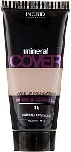 Parfumuri și produse cosmetice Fond mineral de ten - Ingrid Cosmetics Mineral Cover Make Up Foundation