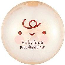 Parfumuri și produse cosmetice Iluminator pentru față - It's Skin Babyface Petit Highlighter