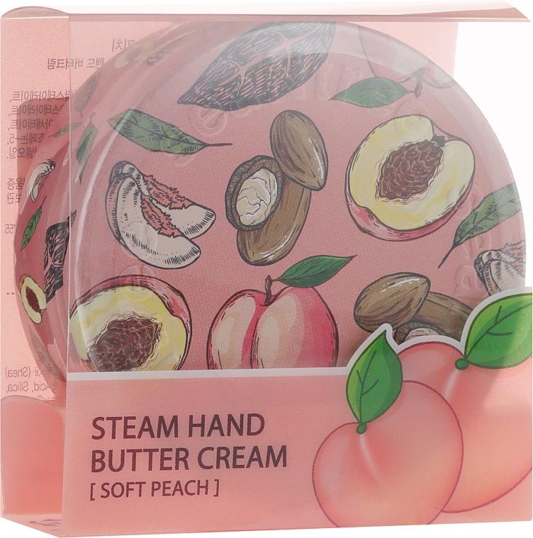 Cremă nutritivă pentru mâini - SeaNtree Steam Hand Butter Cream Soft Peach 1