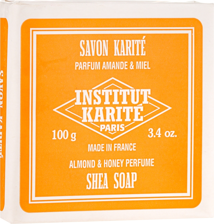 Săpun - Institut Karite Almond and Honey Shea Soap — Imagine N1