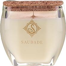"""Parfumuri și produse cosmetice Lumânare parfumată """"Cedru de pin"""" - Essencias De Portugal Senses Saudade Pine Cedar Candle"""