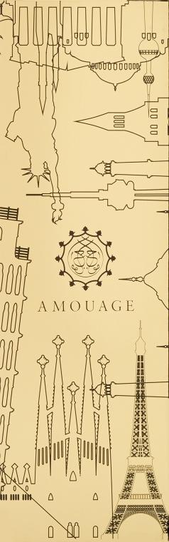 Amouage Miniature Classic Collection Man - Set miniaturi (edp/6x7.5ml) — Imagine N8