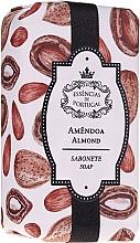 """Parfumuri și produse cosmetice Săpun natural """"Migdale"""" - Essencias De Portugal Natura Almond Soap"""