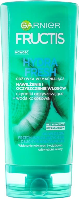 Balsam pentru păr - Garnier Fructis Hydra Fresh Conditioner