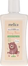 "Parfumuri și produse cosmetice Șampon-gel de duș ""Bear"" - Melica Organic Funny Bear Shampoo-Body Wash"