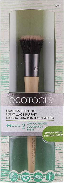 Pensulă pentru machiaj - EcoTools Stippling Brush