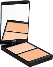 Parfumuri și produse cosmetice Fond de ten, pentru conturarea feței - NoUBA To Sculpt Face Contouring Duo