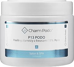 Parfumuri și produse cosmetice Peeling cu acizi 18% pentru picioare - Charmine Rose Charm Podo P13