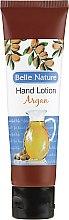 Parfumuri și produse cosmetice Cremă de mâini - Belle Nature Hand Lotion Argan