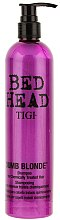 Şampon pentru păr blond - Tigi Bed Head Dumb Blonde — Imagine N1