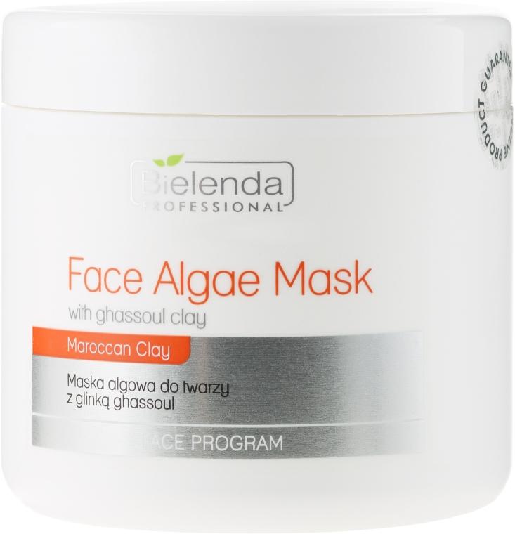 Mască alginată pentru față - Bielenda Professional Algae Face Mask — Imagine N1
