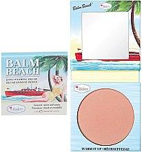 Parfumuri și produse cosmetice Fard de obraz - TheBalm Balm Beach Blush