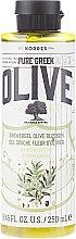 """Parfumuri și produse cosmetice Gel de duș """"Oliva"""" - Korres Pure Greek Olive Blossom Shower Gel"""