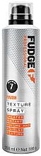 Parfumuri și produse cosmetice Spray texturizant de păr - Fudge Texture Spray