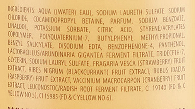 Gel de duș - I Love Elderflower Fizz Body Wash — Imagine N3