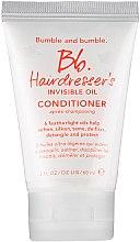 Parfumuri și produse cosmetice Balsam regenerant pentru păr uscat - Bumble and Bumble Hairdresser's Invisible Oil Conditioner Travel Size