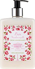 Parfumuri și produse cosmetice Cremă de duș - Institut Karite Rose Mademoiselle Shea Cream Wash