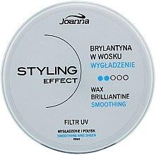 Parfumuri și produse cosmetice Diamant în ceară pentru păr - Joanna Styling Effect Wax Brilliantine