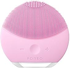 Духи, Парфюмерия, косметика Щетка для очистки и спа-массажа с функцией регулирования интенсивности - Foreo Luna Mini 2 Pearl Pink