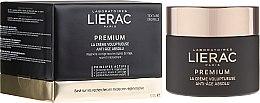 Parfumuri și produse cosmetice Cremă de față cu textură originală - Lierac Premium la Creme Voluptueuse Texture Originelle
