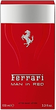 Parfumuri și produse cosmetice Ferrari Man in Red - Loțiune după ras