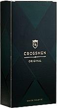 Parfumuri și produse cosmetice Coty Crossmen Original - Apa de toaletă