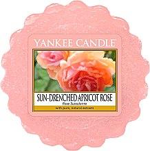 Parfumuri și produse cosmetice Ceară aromată - Yankee Candle Sun-Drenched Apricot Rose