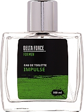 Pharma CF Delta Force For Men Impulse - Apă de toaletă  — Imagine N3