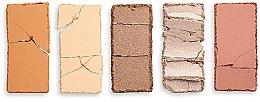 Paletă de machiaj - I Heart Revolution Chocolate Face Palette Waffle — Imagine N2