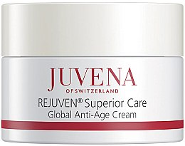 Parfumuri și produse cosmetice Комплексный антивозрастной крем для лица - Juvena Rejuven Men Global Anti-Age Cream