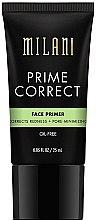 Parfumuri și produse cosmetice Primer pentru față - Milani Prime Correct Redness + Pore-Minimizing Face Primer