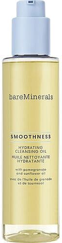 Ulei hidratant pentru curățarea feței - Bare Escentuals Bare Minerals Smoothness Hydrating Cleansing Oil